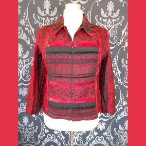 Draper's & Damon's Cropped Jacket XL (18/20)
